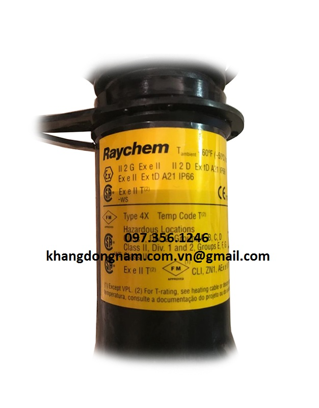 Bộ Bịt Đầu Raychem End Seal Kit E-100-E (3)