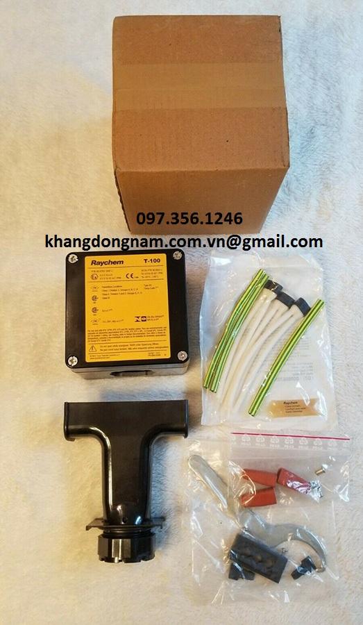 Bộ Kết Nối Raychem T-100 Splice Hoặc Tee Kit (2)