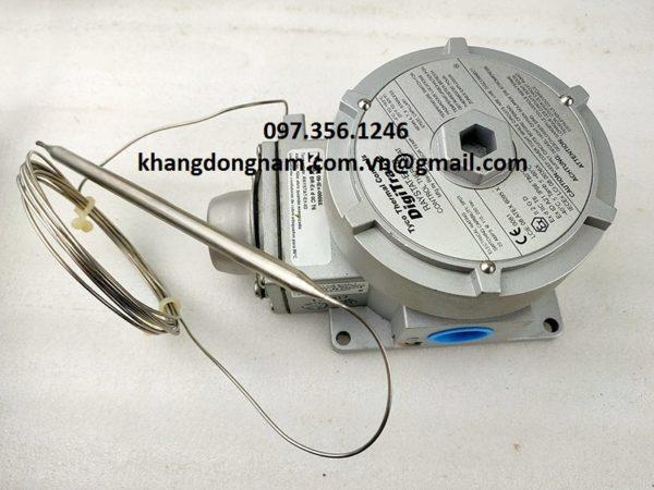 Cảm Biến Nhiệt Độ Digitrace RAYSTAT-EX-02 Control Thermostat (4)