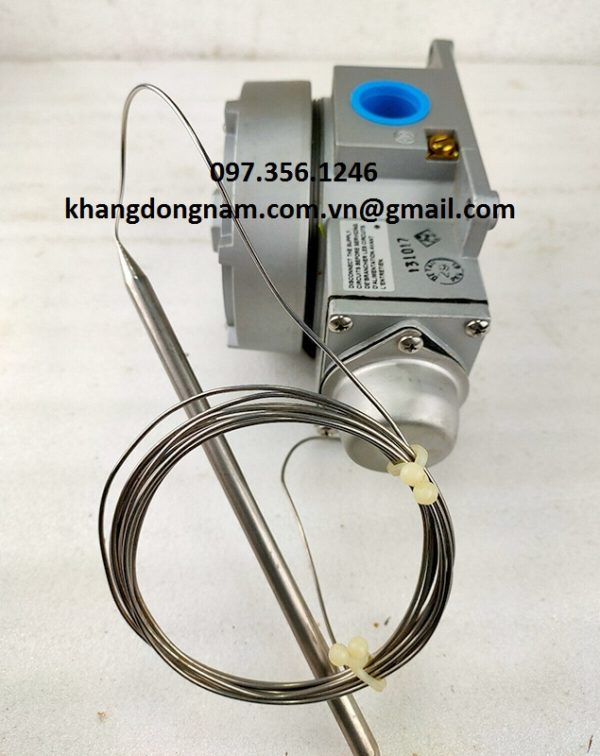 Cảm Biến Nhiệt Độ Digitrace RAYSTAT-EX-02 Control Thermostat (5)