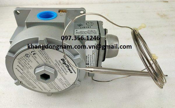 Cảm Biến Nhiệt Độ Digitrace RAYSTAT-EX-02 Control Thermostat (6)