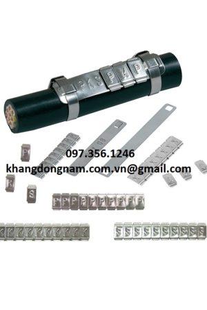 Chữ Đánh Dấu Cáp Inox SS316 Partex Cable Maker PKS10006PP (1)
