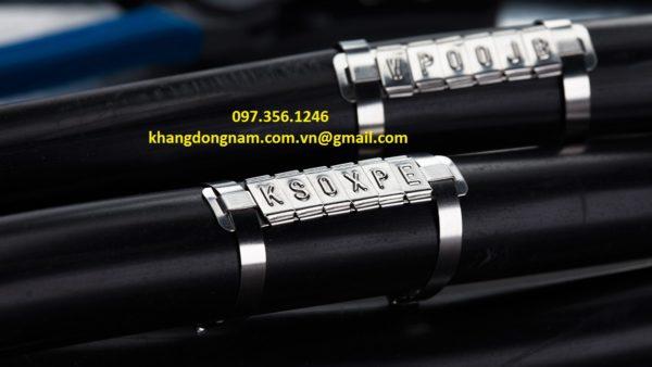 Chữ Đánh Dấu Cáp Inox SS316 Partex Cable Maker PKS10006PP (4)