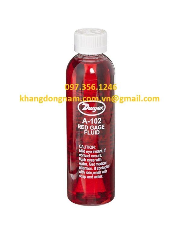 Dầu Đỏ Dwyer Red Gage Fluid 0.826 sp. gr (3)