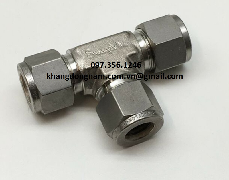 Đầu Nối Ống Stainless Steel Swagelok Tube Fitting (4)