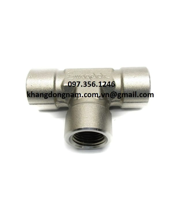 Đầu Nối Ống Stainless Steel Swagelok Tube Fitting (5)