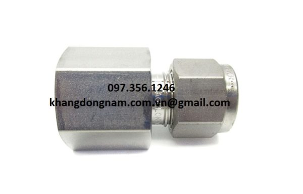 Đầu Nối Ống Stainless Steel Swagelok Tube Fitting (8)