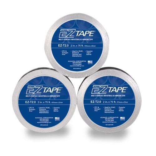 EZ Tape Fully Coated Aluminum Tape