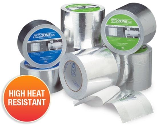 EZ Zone Tape Purge Gas Retaining Tape