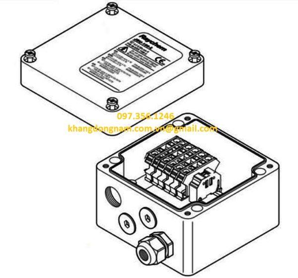 Hộp Điện Raychem Junction Box JBU-100-EP (3)