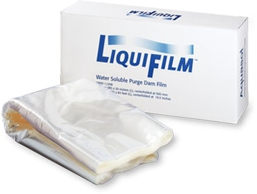 Liquifilm Water Soluble Purge Film And Adhesive