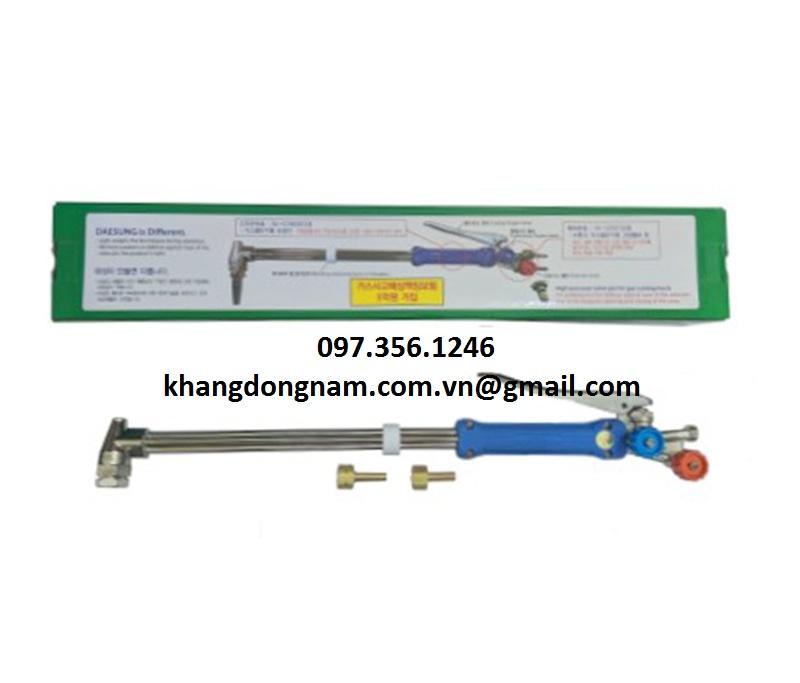 Mỏ Cắt Áp Lực Cao High Pressure Cutting Torch DS-210 (2)