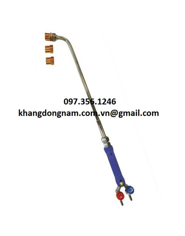 Mỏ Cắt Oxygen LPG Diffusion Heating Torch DS-301 (1)