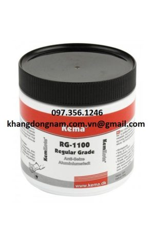 Mỡ Chì Chống Kẹt Kema RG-1100 Regular Grade Anti-Seize Paste (1)