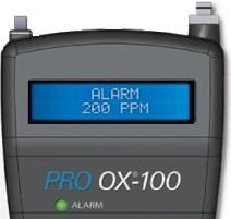 PRO OX-100 Kit Programmable Digital Oxygen Monitor