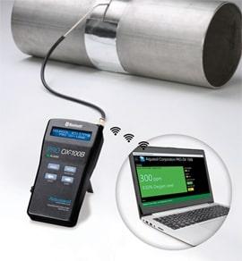 PRO OX-100B Kit Bluetooth Enabled Programmable Digital Oxygen Monitor