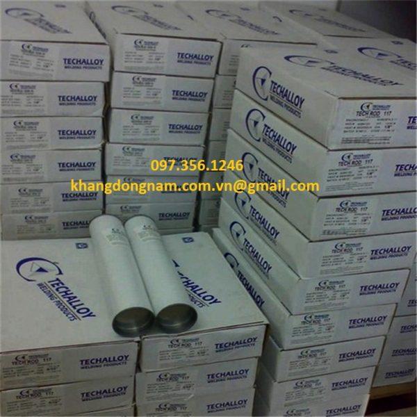 Que Hàn Điện Techalloy Tech-Rod 112 EniCrMo-3 (4)