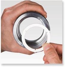 Solugap Water Soluble Socket Weld Spacer Ring (4)