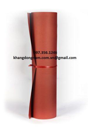 Giấy Phíp Đỏ Cách Điện Red Fibre Washer